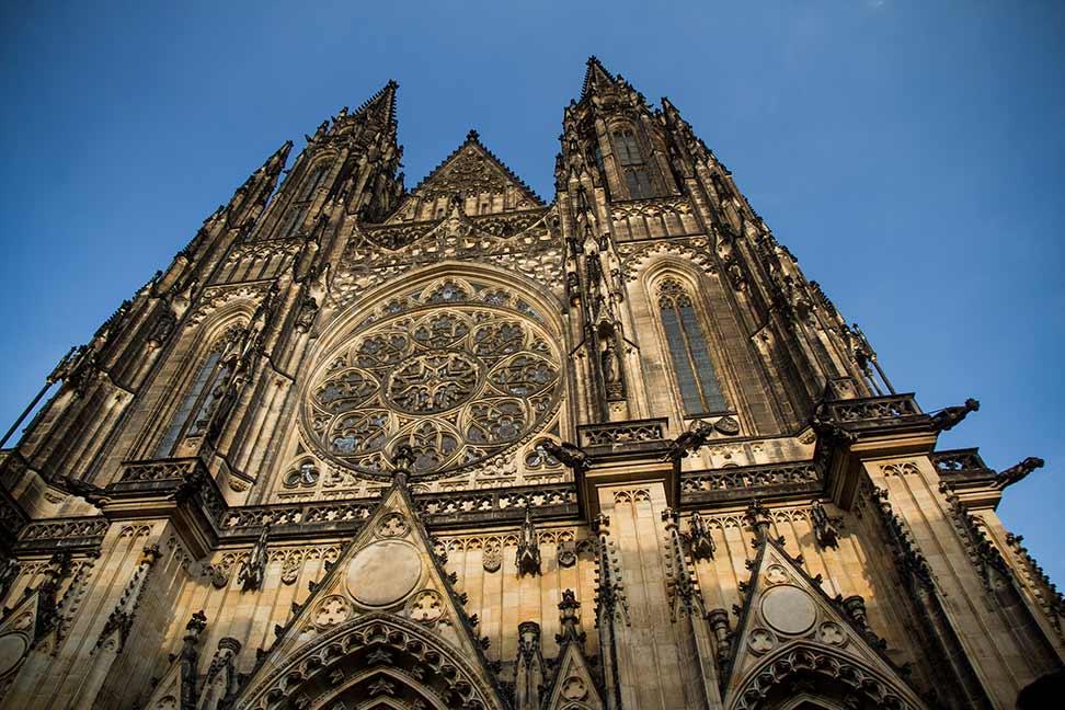 Catedral gotica san vito