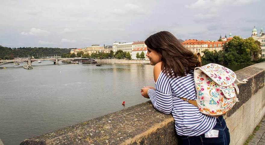 Vistas Rio moldava