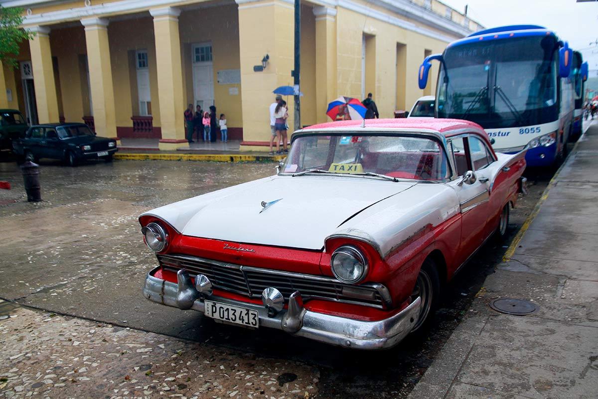 Taxi Trinidad Cuba