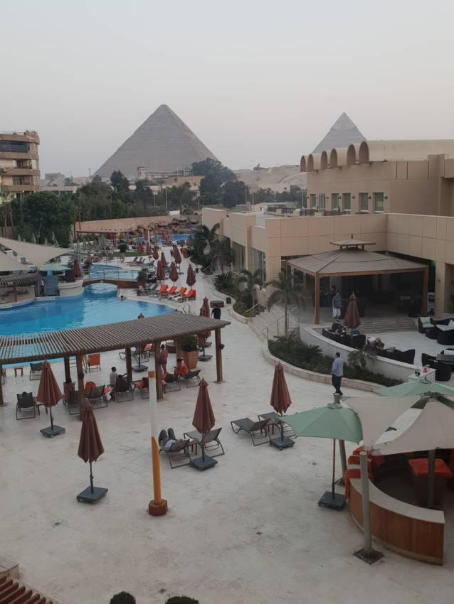 Hotel Le Meridien Pyramids en El Cairo