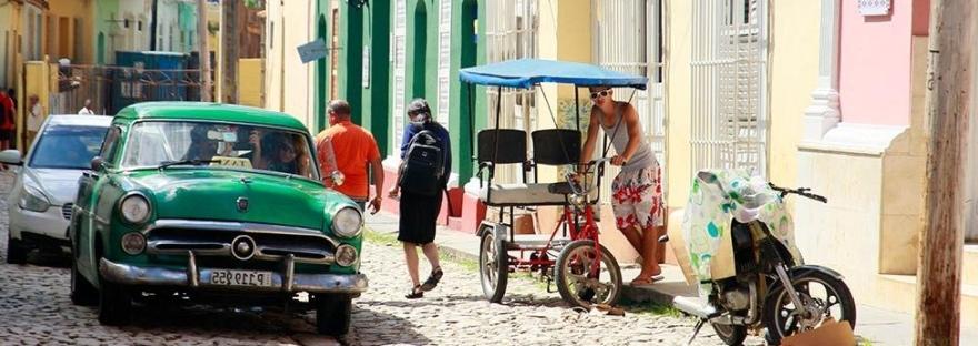 Viajar Trinidad Cuba