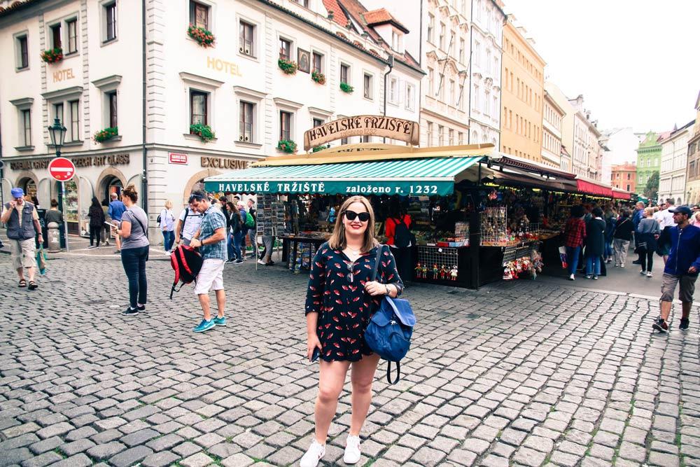 Comprar souvenirs baratos en Praga
