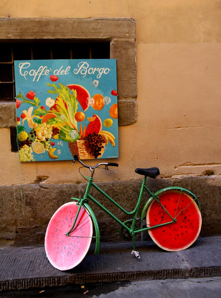 Rincones con encanto en Florencia