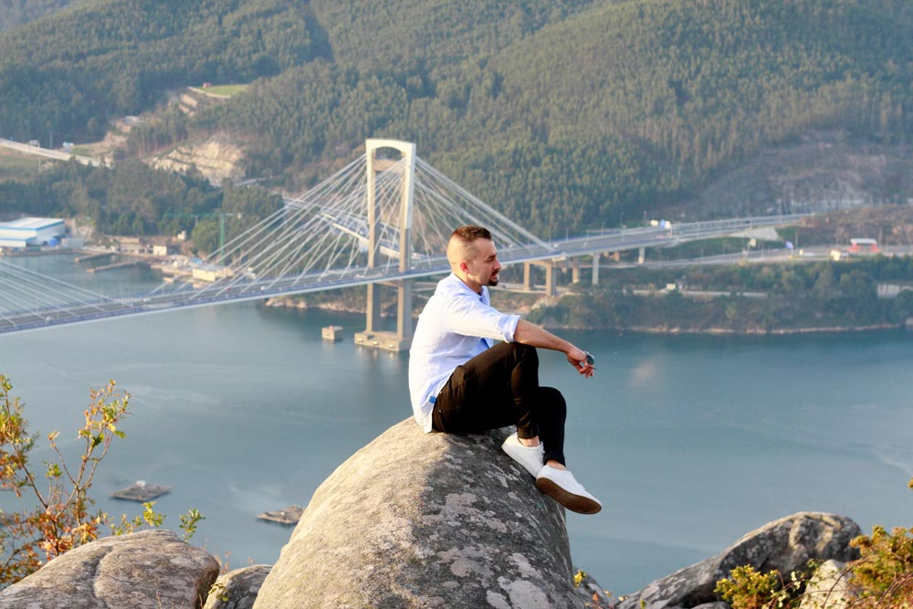 paisajes para fotos en galicia