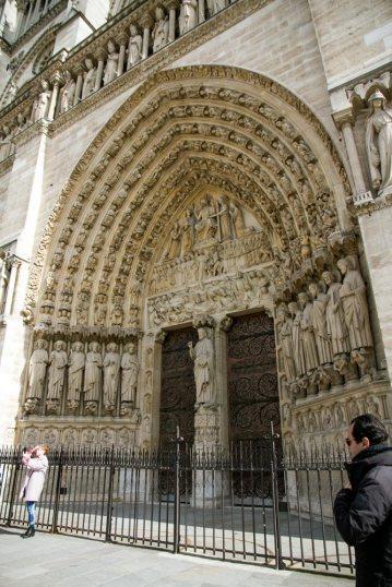 Puertas de Notredame