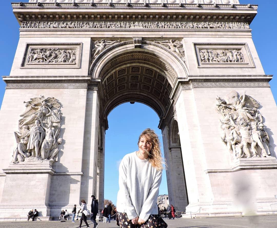 Visitar el Arco de Triunfo en Paris