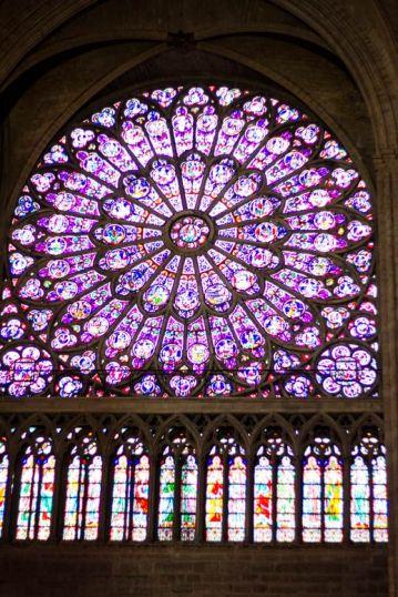 Vitrales de Notredame