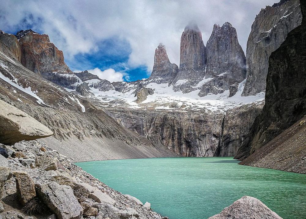 Viaje a Torres del Paine en Chile