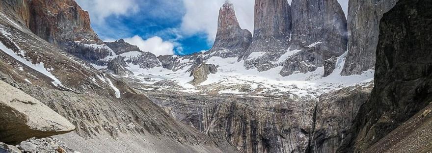 Viajar a Torres del Paine en Chile
