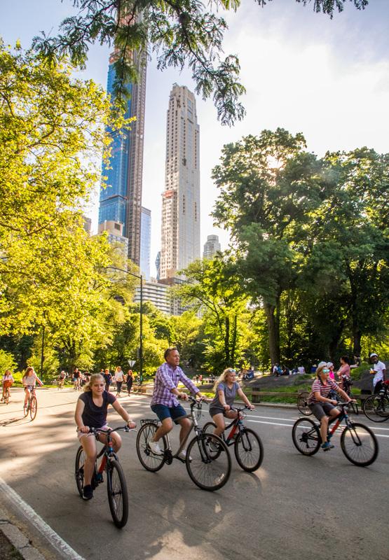 pasear-en-bici-por-central-park