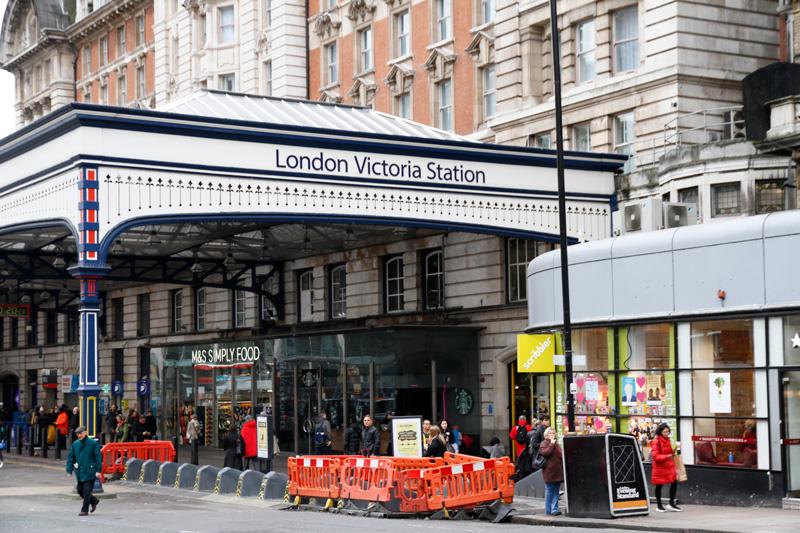 london-victoria-estacion